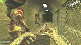 Counter-Strike: Zombie Escape Mod - ze_Train_Escape4 ProGaming