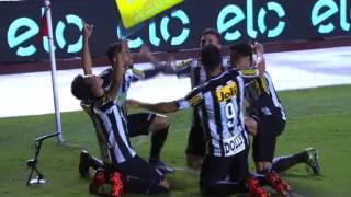 São Paulo 1 x 3 Santos Melhores Momentos 21/10/15 Copa do Brasil