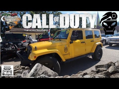 Here S What A 2010 Jeep Wrangler Unlimited Rubicon Looks
