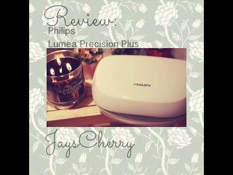 Review: جهاز فيليبس لوميا الليزر المنزلي ♥♥