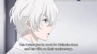 Kakuriyo no Yadomeshi Episode 8 English Sub