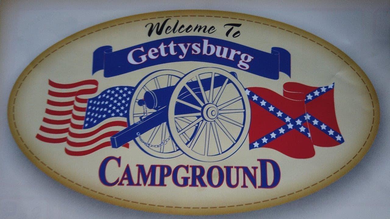 Gettysburg Campground 2019