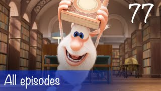 Booba - Compilation of All Episodes - 77 - Cartoon for kids