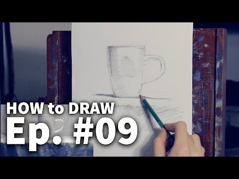 How To Practice Drawing Effectively (PLUS 7 Easy Beginners Exercises)
