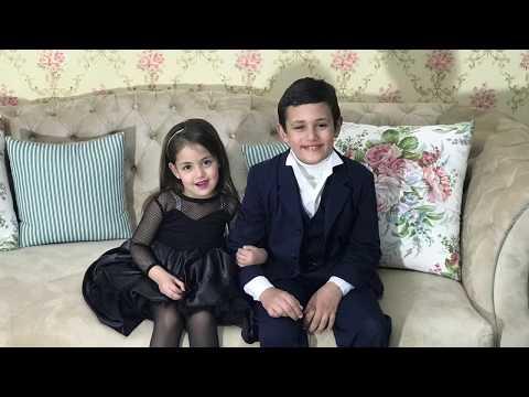 فرح اصغر عريس و عروسه 2019 😱 محمود الجمل - mahmoud elgamal thumbnail