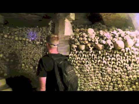 TRAVEL GUIDES: FRANCE (Catacombs of Paris) + GoPro Hero 3