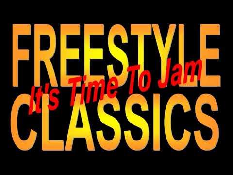 Freestyle Classics  80s & 90s Freestyle Mix  DJ Paul S