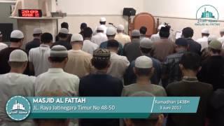 Taraweh Ramadhan Hari Ke-9 Masjid Al Fattah