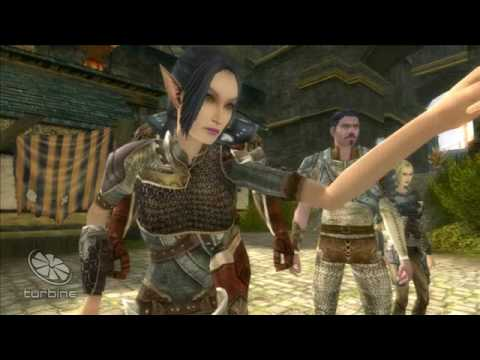 Dungeons & Dragons Online Trailer (Now free!)