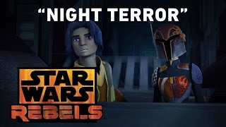 Night Terror - Always Two There Are Preview | Star Wars Rebels