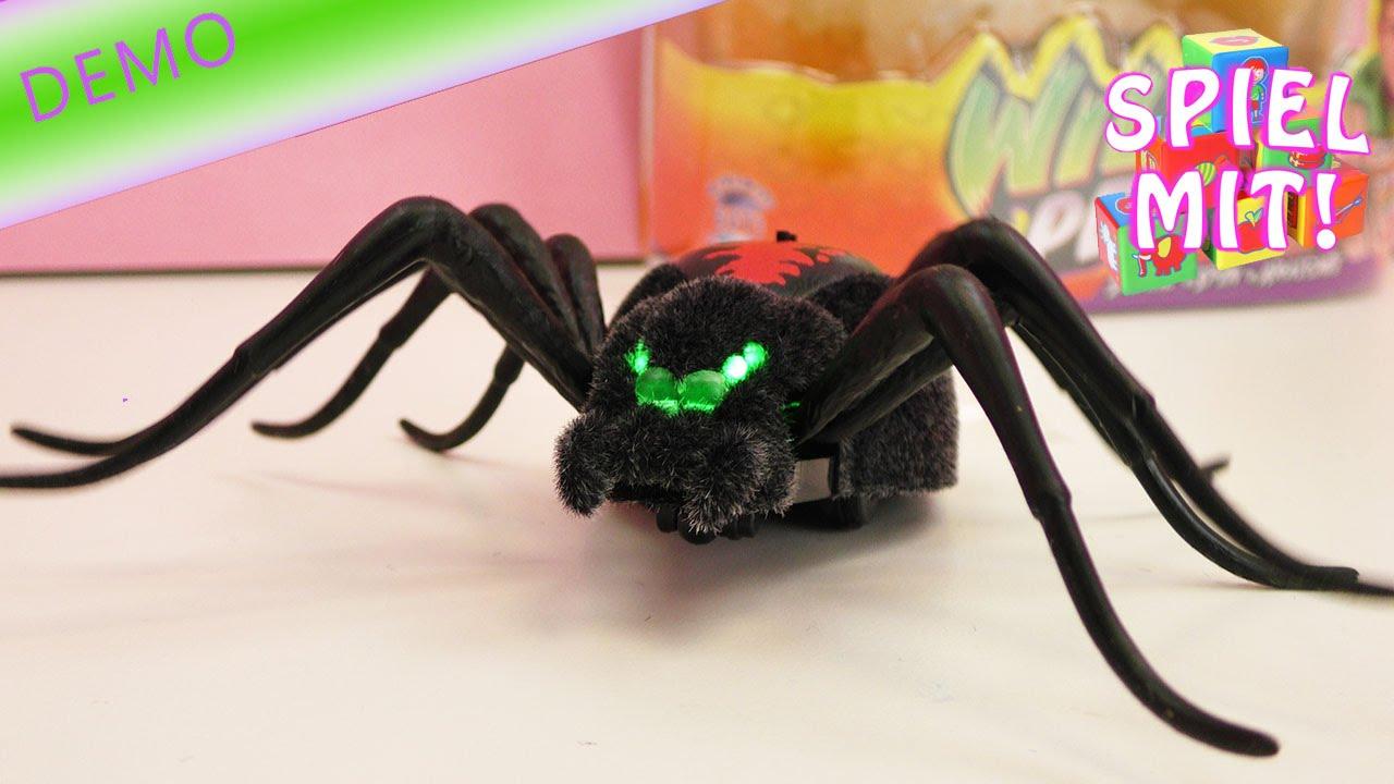 Spinnen Spiele