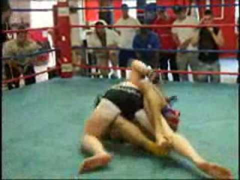 GMA Muay Thai Vs Krav Maga