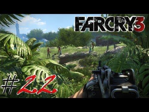 Смотреть прохождение игры Far Cry 3. Серия 22 - Герк и его мартышки.