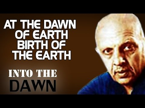 At the Dawn of Earth - Birth of the Earth | Vanraj Bhatia (Album: Into The Dawn)