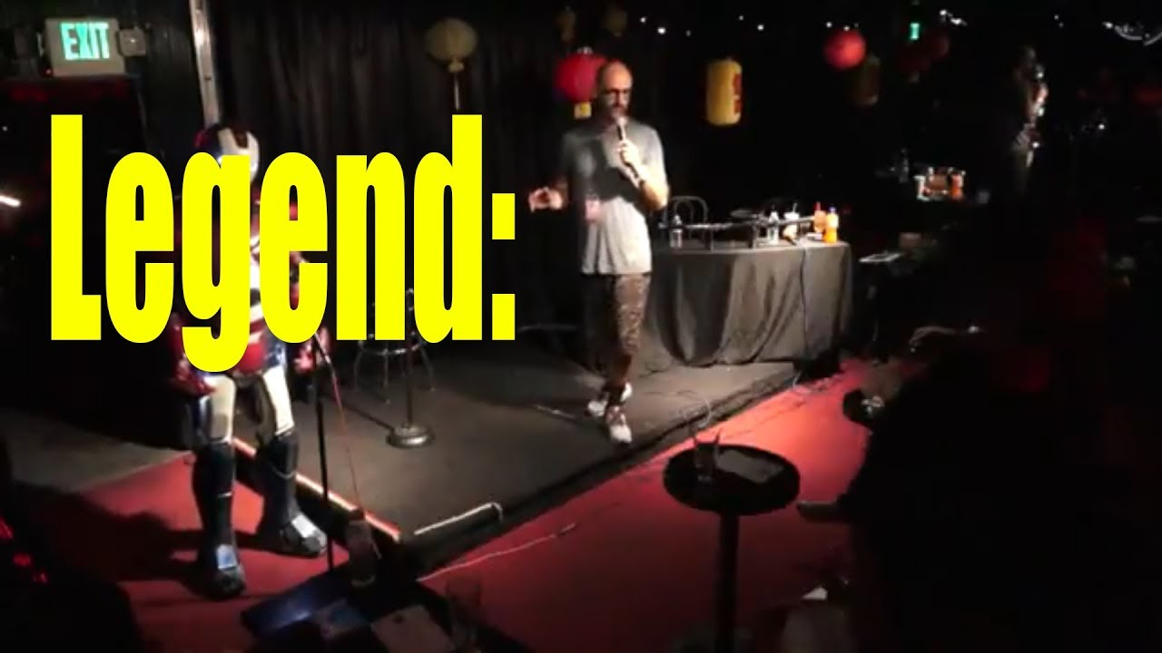 Download Brody Stevens - Kill Tony Legends Ep. 1
