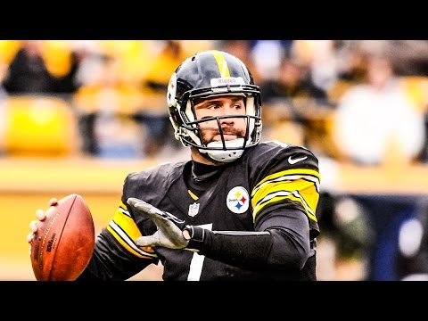 "Ben Roethlisberger ||2016-2017|| Highlights ""Big Ben Does it again!"""