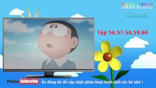 Tuyển Tập Doremon Thuyết Minh Tiếng Việt htv3 Hay Nhất Tập 56,57,58,59,60
