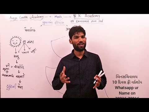 પૌરાણિક ઇતિહાસ | History Of Gujarat Part-1 | Gujarat no Itihas | Gujarat History | Knowledge Guru