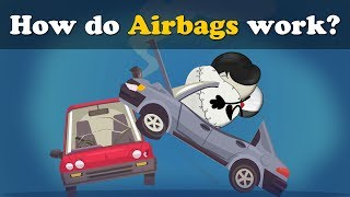 How do Airbags work? | #aumsum #kids #science #education #children YouTube Videos