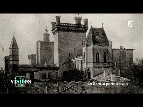 Le château d'Uzès - Visites privées