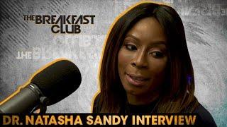 Dr. Natasha Sandy Interview at The Breakfast Club Power 105.1 (05/23/2016)