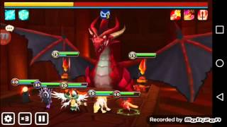 summoners war dragons b10 full auto face team runes of course