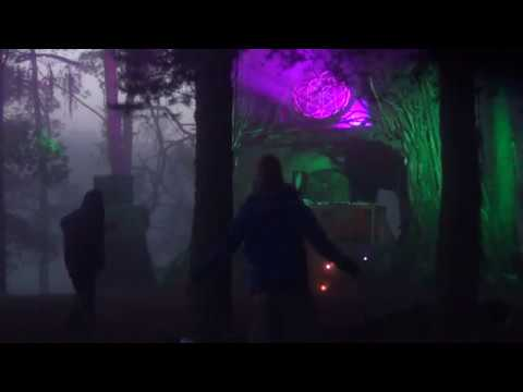 ☯ KASATKA live ☯ somewhere in lithuanian woods ☯