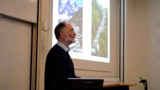 Bob Aitken. Finding the right path. Lecture in Iceland, October 3rd