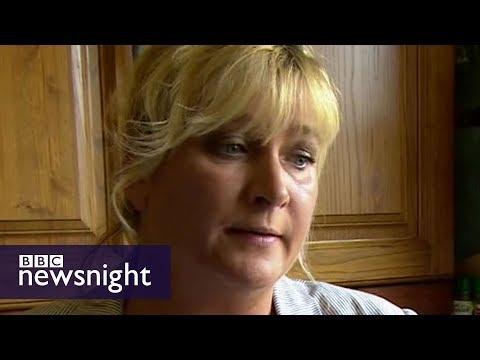 Manchester attack: 'It's got mistaken I'm the helpline' - BBC Newsnight