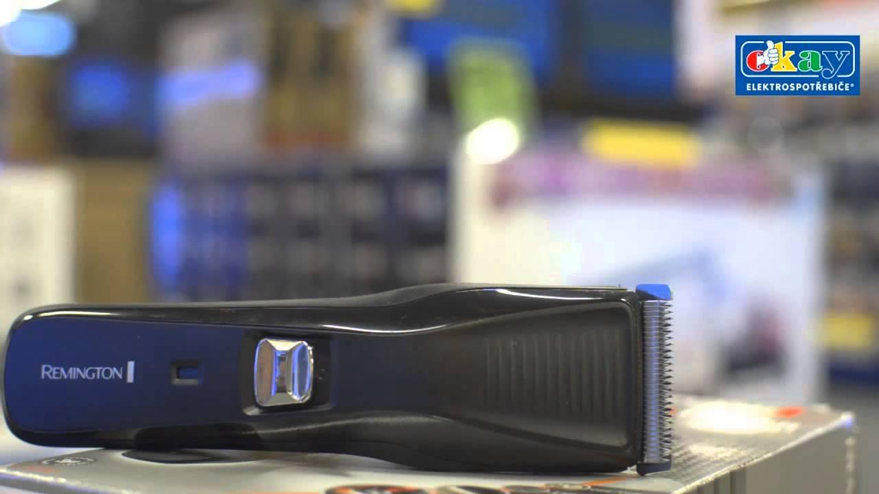 Zastřihovač Remington HC5200 - YouTube 7a0d77f2ba