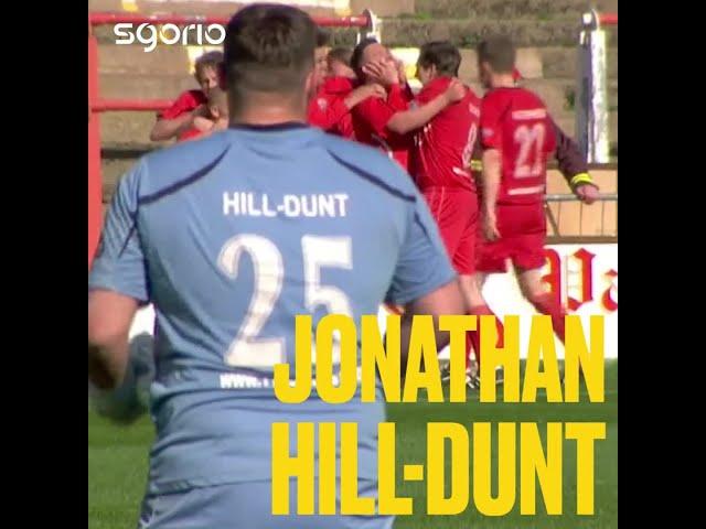 JONATHAN HILL-DUNT | Atgofion ennill Cwpan Cymru gyda Prestatyn yn 2013 🏆