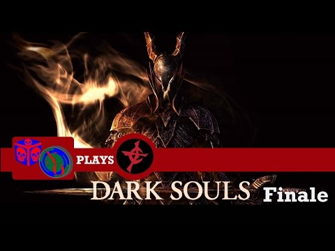 Dark Souls - Herald of the Sun Ascends - Finale - TeamNO Gaming