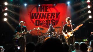 The Winery Dogs - One more time/Time Maschine - Knust, Hamburg - 10.09.2013