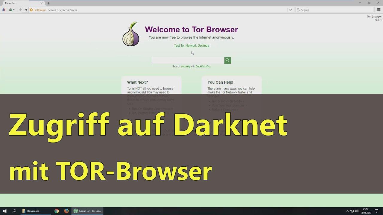 browser darknet