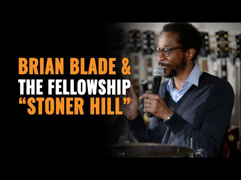 """Brian Blade + The Fellowship Band Performing """"Stoner Hill"""" (Live) at Chicago Music Exchange"""