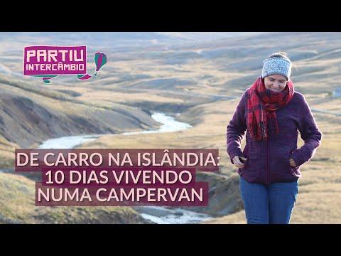 Viagem de carro na Islândia: como é viver em uma Campervan - Partiu Intercâmbio