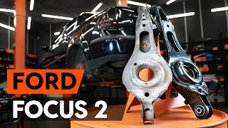 FORD FOCUS workshop manual - car video guide