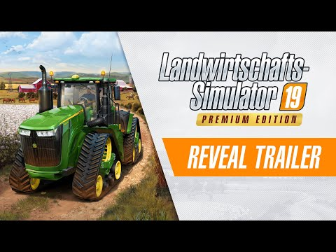 Landwirtschafts-Simulator 19 – Premium Edition: Reveal-Trailer