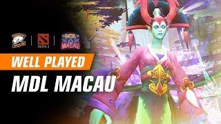 WELL PLAYED   Best of Virtus.pro on MDL Macau