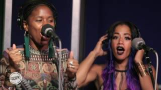 "Funkadelic (feat. George Clinton) performing ""Atomic Dog"" Live on KCRW"