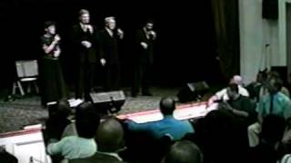 that old camp meeting style southern gospel quartet at stamps baxter school of music