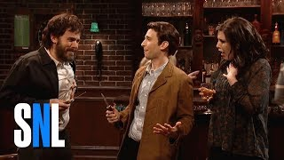 Christmas Bar - SNL