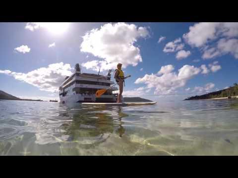Blue Lagoon Cruises - Fijian Islands Cruise