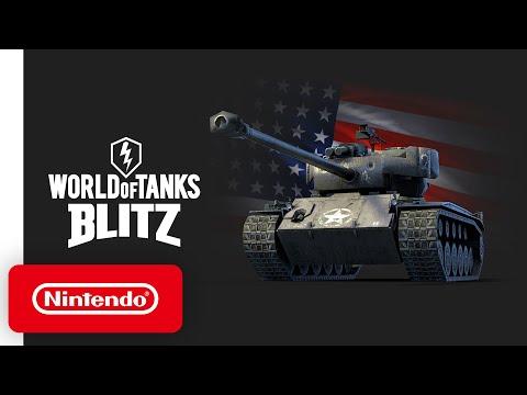 World of Tank Blitz – Launch Trailer – Nintendo Switch