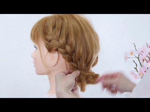 ボブの簡単ヘアアレンジ/3-easy-hairstyles-for-short-hair