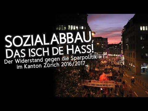 """Sozialabbau, das isch de Hass!"" (Dokumentarfilm)"