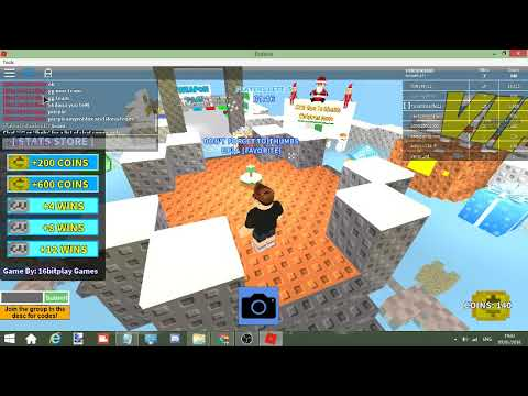 Roblox: How to hack Skywars Vip's and MMX VIP