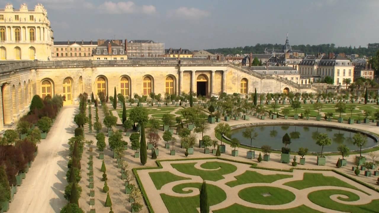 Versailles france 2012 hd youtube for Architecte des batiments de france versailles