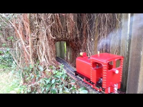 1 inch scale Live Diesel New Year's eve