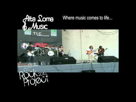 """Alta Loma Music Lessons Rock Project 2010 Corona CA - """"Mirror Image"""""""